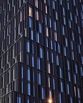 Alsik Hotel bygning